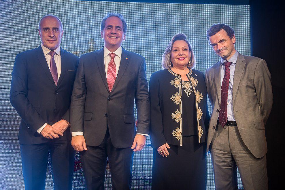 Ricardo Bacelar toma posse como novo cônsul honorário da Bélgica no Ceará