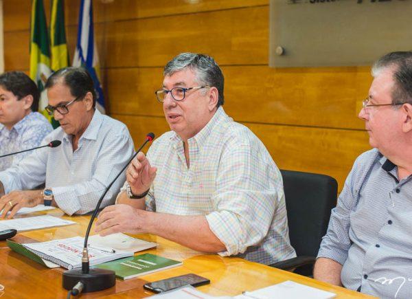 Secretário Maia Júnior detalha o 'Ceará Veloz' em entrevista exclusiva ao Site MT