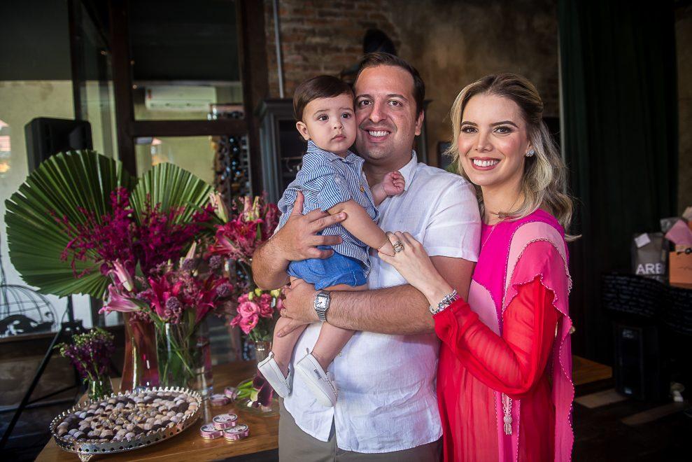 Nathália Alexandre Ponte comemorou aniversário rodeada da família e amigos