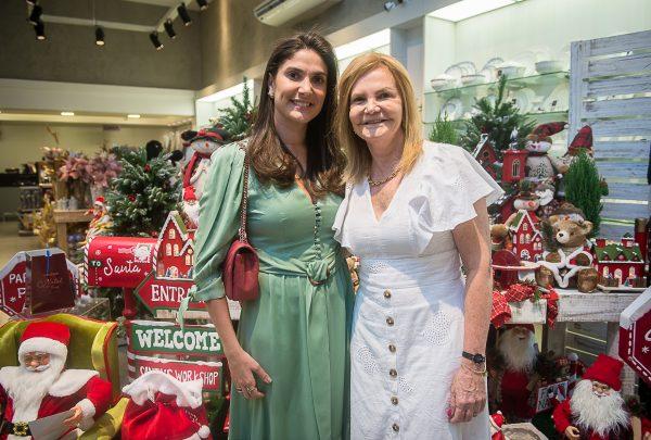 Sídia Holanda e Vera Bizarria vencem concurso Natal do Bem da Maison Par Casas Freitas