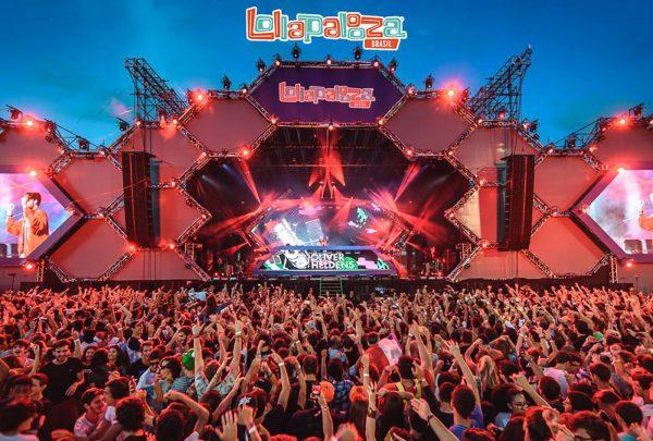 Lollapalooza divulga programação de shows por dia; confira