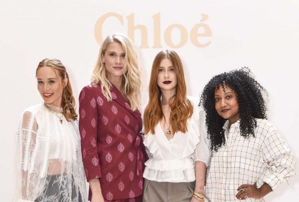 Em São Paulo, Chloé abre sua primeira loja da América Latina com presenças ilustres