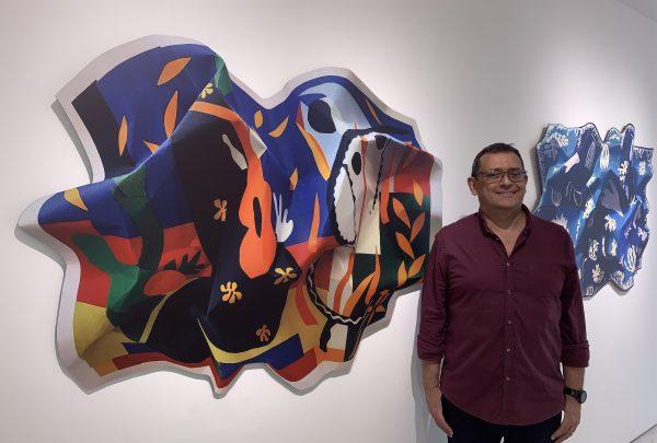 José Guedes expõe obras em salão de artes no Equador; saiba detalhes