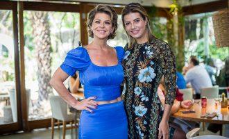 'Momento de gratidão', diz Ana Cristina Wolf ao celebrar aniversário no Colosso Fortaleza