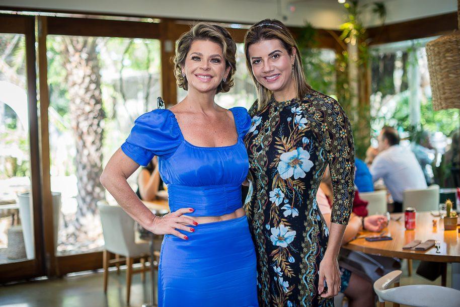 """""""Momento de gratidão"""", diz Ana Cristina Wolf ao celebrar aniversário no Colosso Fortaleza"""