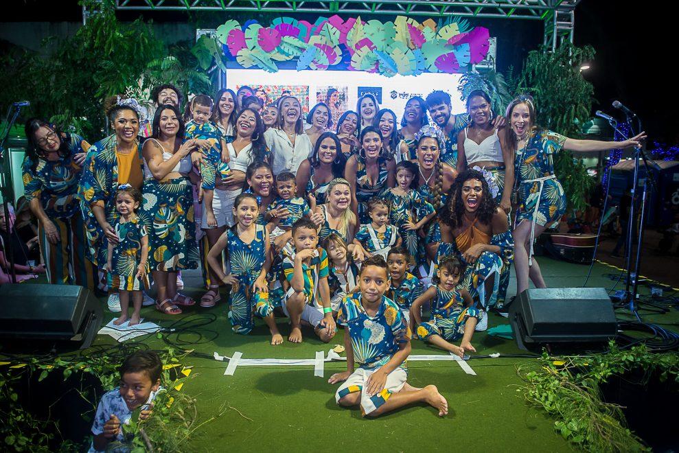 Projeto Vai Maria, do Iprede, finaliza ciclo com desfile na Praça da Imprensa; veja os cliques