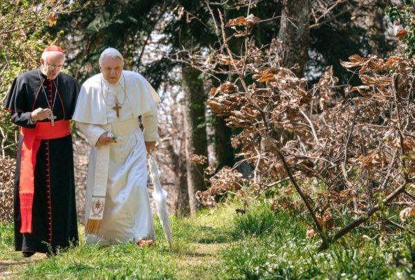 'Dois Papas', da Netflix, ganha exibição em  Fortaleza; saiba onde assistir