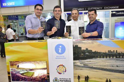 Prefeitura inaugura nova unidade da Casa do Turista