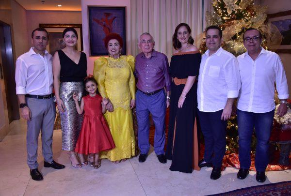 Família Belchior realiza tradicional jantar de Natal