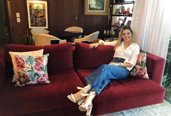 #MinhaEstofaria: Nathália Alexandre compartilha paixão por peças sob medida