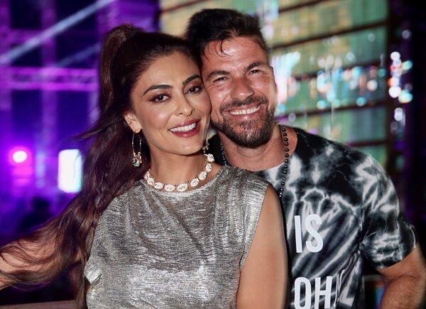 Réveillon em Jeri 2020: Juliana Paes e Lívia Andrade curtem show de Bell Marques