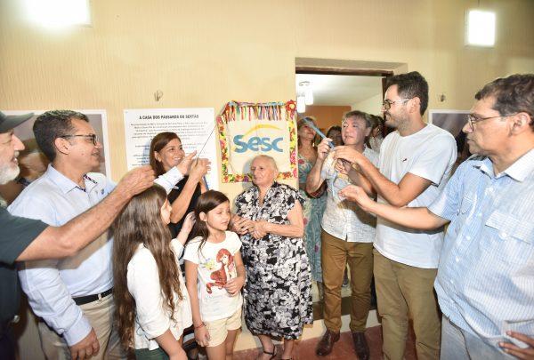 Museu Casa dos Pássaros do Sertão em Potengi é inaugurado