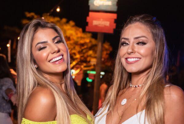 Réveillon em Noronha 2020: festa 'Benção' reúne ex-BBBs Paula e Hariany e time de famosos; veja fotos