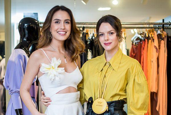 Rebeca Sampaio lança nova coleção da sua brand em Fortaleza