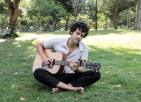 Sessions: ouça a envolvente música do cearense Davi Cartaxo