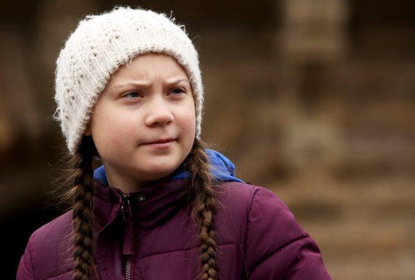 Aos 16 anos, Greta Thunberg é eleita Personalidade do Ano pela revista Time
