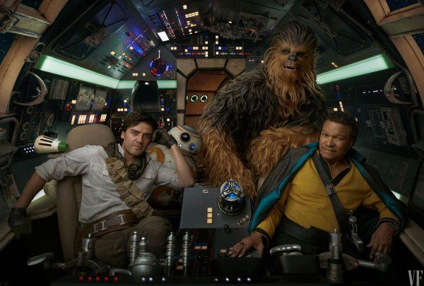 North Shopping sorteia ingressos para estreia do novo Star Wars
