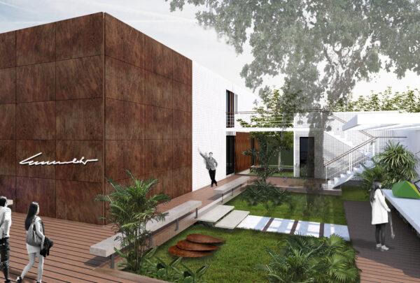 Ateliê de Sérvulo Esmeraldo  será transformado em museu ainda este ano