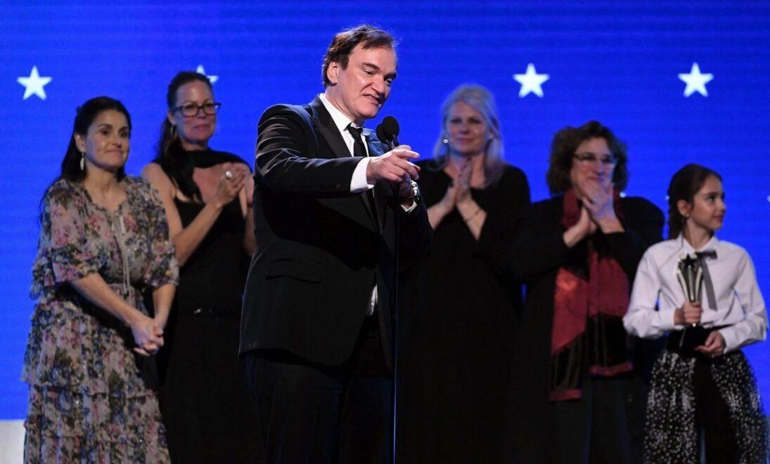 'Era uma vez em… Hollywood' leva troféu de Melhor Filme do Critics' Choice; veja todos os premiados