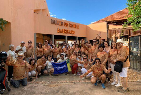 Serra da Capivara: grupo do CE faz roteiro de dois dias para desbravar as belezas do destino