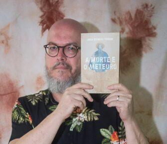 Joca Reiners Terron lança novo livro e participa de bate-papo em Fortaleza