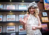 Maiara Capistrano lança exposição em Fortaleza após temporada em Paris; confira galeria