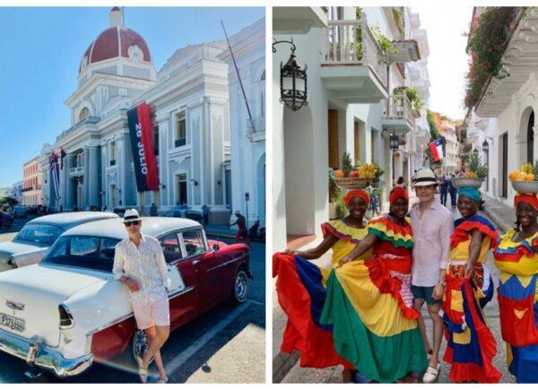 Rodrigo Maia dá dicas de viagem após retornar da Colômbia e Cuba