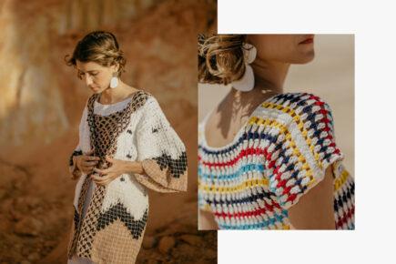 Catarina Mina lança primeira coleção de roupas; conheça 'Ventoeste'