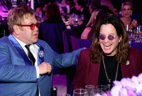 Ozzy Osbourne lança nova canção em parceria com Elton John; ouça