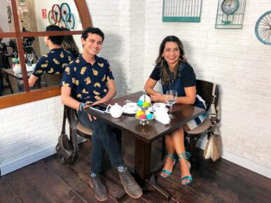 Max Petterson conta histórias inusitadas de Paris no 'Café com Márcia Travessoni'