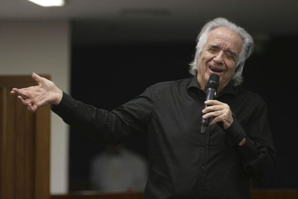 Maestro João Carlos Martins, Ricardo Bacelar e Lia Veras participam do projeto 'Encontro Mestre & Aprendiz Almas Gêmeas'