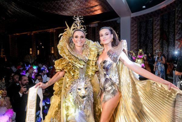 Baile de Carnaval do Copa agita noite carioca; confira galeria