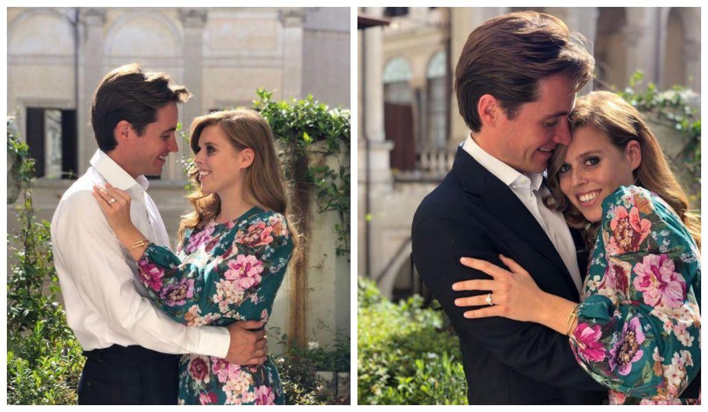 Casamento real: princesa Beatrice e Edoardo Mozzi oficializam união em maio