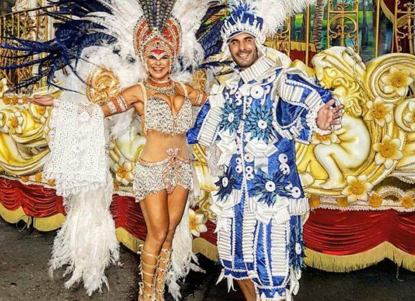 As histórias dos cearenses que amam o Carnaval no Rio de Janeiro