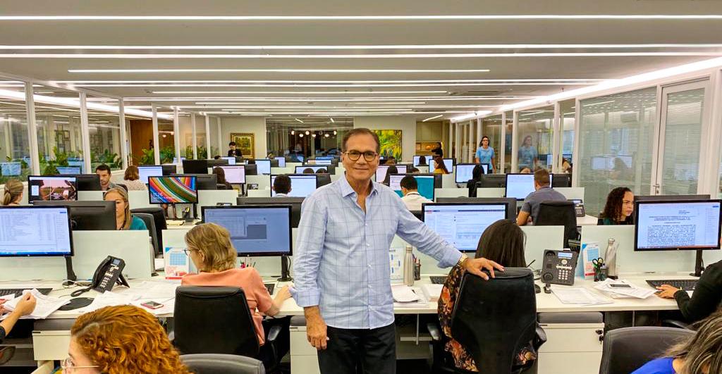 Beto Studart abre as portas de seu escritório no BS Design; veja fotos
