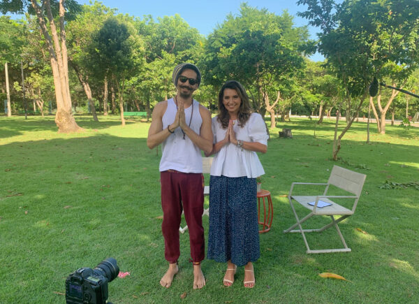 Essencialmente: Técnicas de respiração e meditação passo a passo com Guillaz Moreira