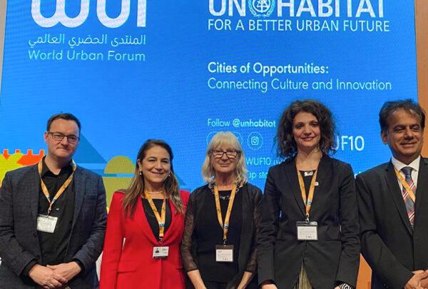 Em Abu Dhabi, Patrícia Macêdo apresenta resultados do programa 'Acesso Mais Seguro'