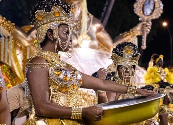 Viradouro é a campeã do Carnaval do Rio de Janeiro em 2020