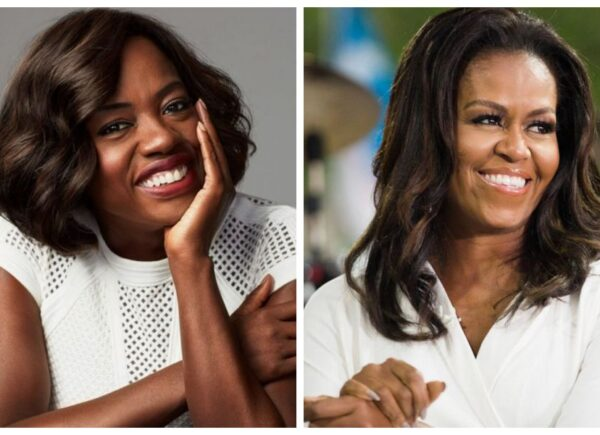 Viola Davis será Michelle Obama em série da Netflix