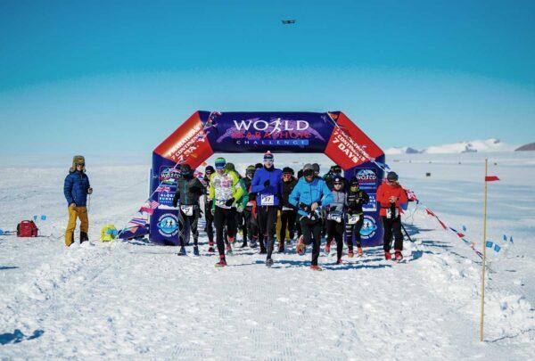 Maratona mundial 'World Marathon Challenge' passa por Fortaleza