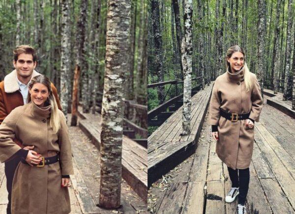 Bruna Magalhães detalha viagem para Patagônia chilena