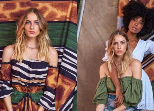 Dani Gondim assina coleção de roupas com proposta sustentável e inclusiva