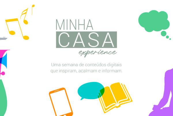 Site MT promove o #MinhaCasaExperience para lidar com o isolamento social