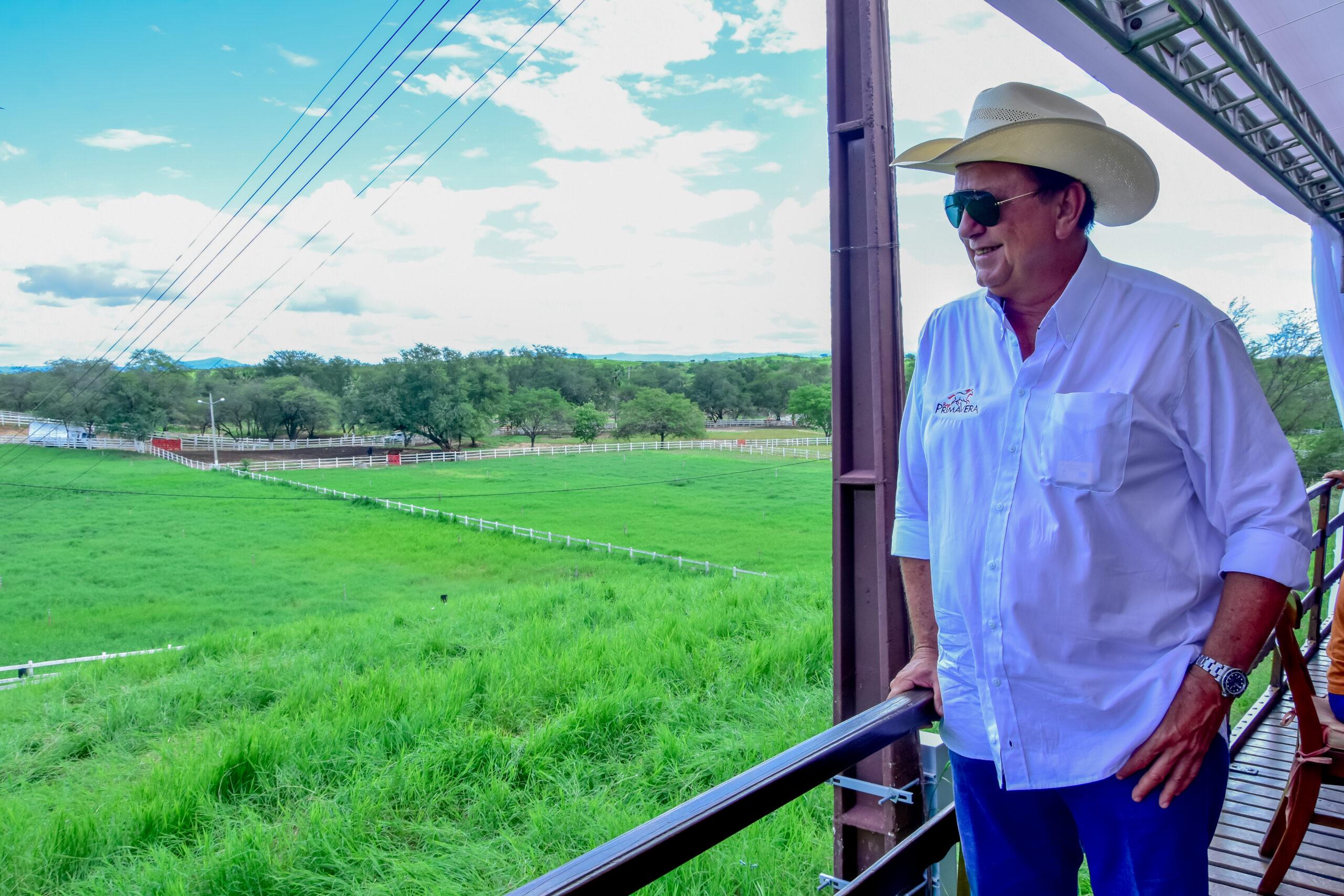 Rafael Leal promove almoço dentro da programação do GP Haras Primavera