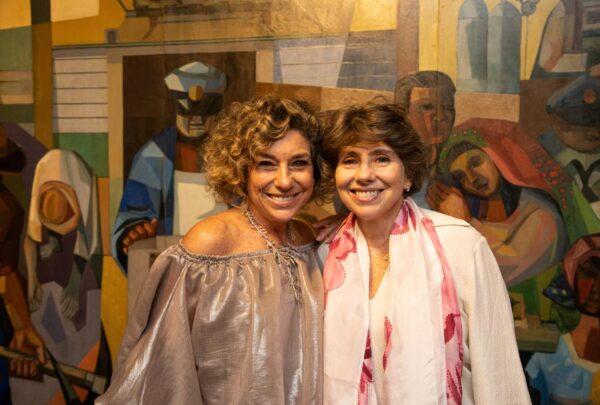 Evento com Consuelo e Alessandra Blocker em Fortaleza é adiado