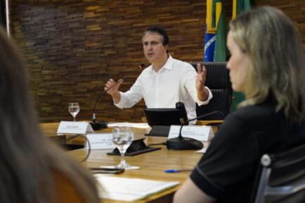 Governador Camilo Santana prorroga quarentena por mais 15 dias