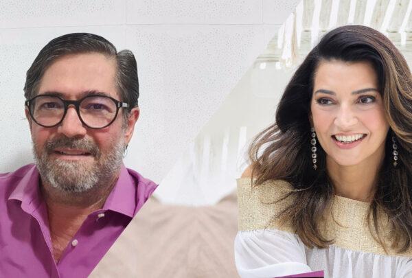 Padre Domingos Cunha participa de live com Márcia Travessoni