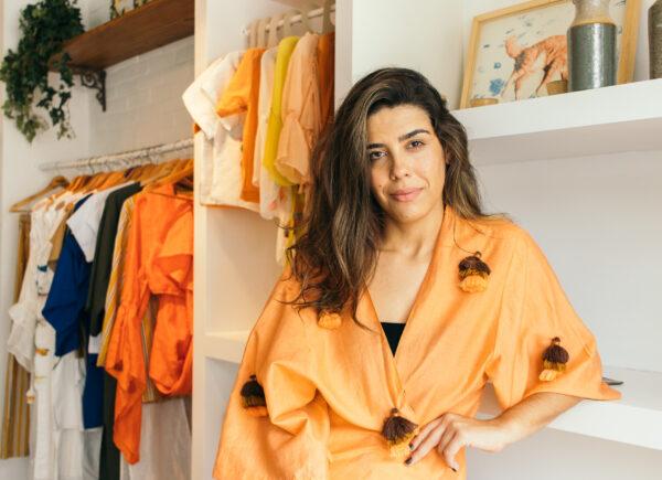 Marina Bitu anuncia vencedor de concurso artístico de croquis