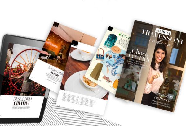 Márcia Travessoni apresenta MT Indica, produto que une físico e digital