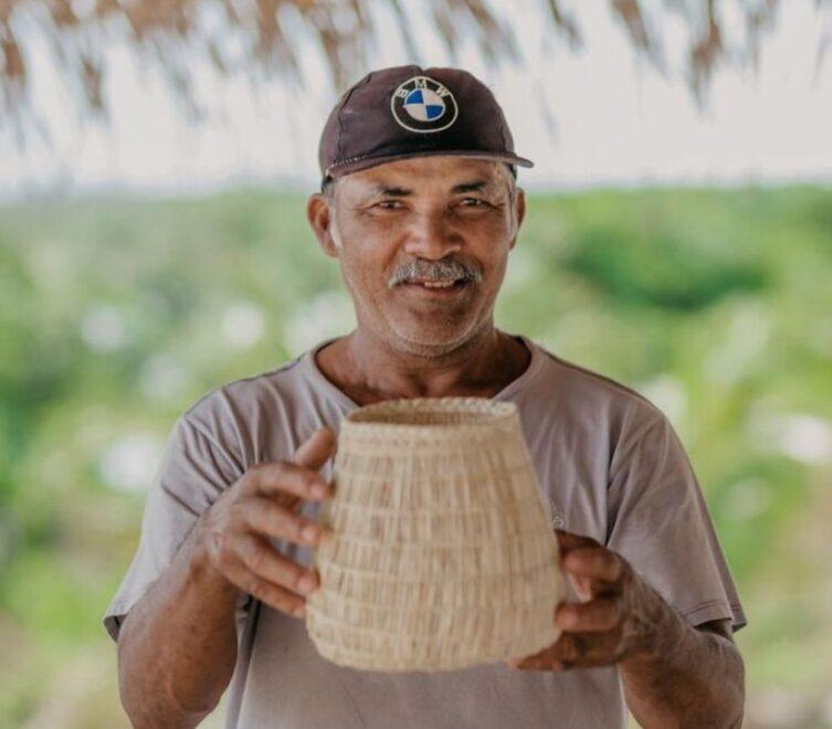 Juntos contra a pandemia: Edisca, apoio ao artesanato, coleta solidária e mais